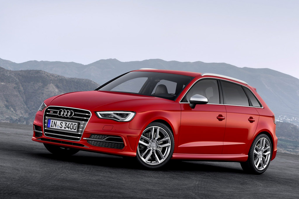 Audi S3 Sportback фото