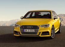 Audi S3 2017 фото
