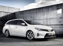 Фото Toyota Auris Touring Sports 2013