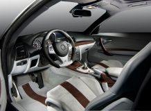 Тюнинг салона BMW 1 M Coupe от G-Power