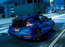 Honda CR-Z 2016 фото