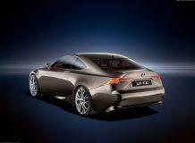 Фото Lexus LF-CC Concept