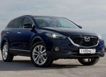 Новая Mazda CX-9 2013 фото