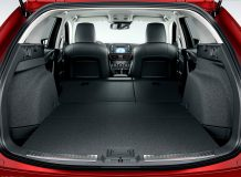 Багажник новой Mazda 6 универсал фото
