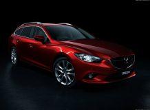 Новая Mazda 6 Station Wagon 2015 фото