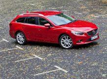 Фото Mazda 6 2015 универсал