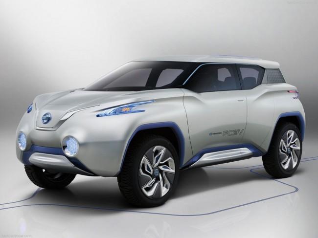 Nissan TeRRA Concept фото