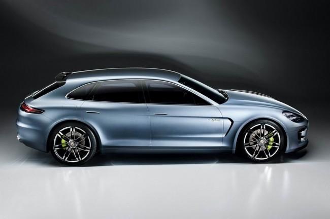 Фото Porsche Panamera Sport Turismo Concept