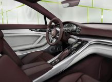 Интерьер Porsche Panamera Sport Turismo