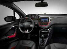 Фото салона Peugeot 208 GTi