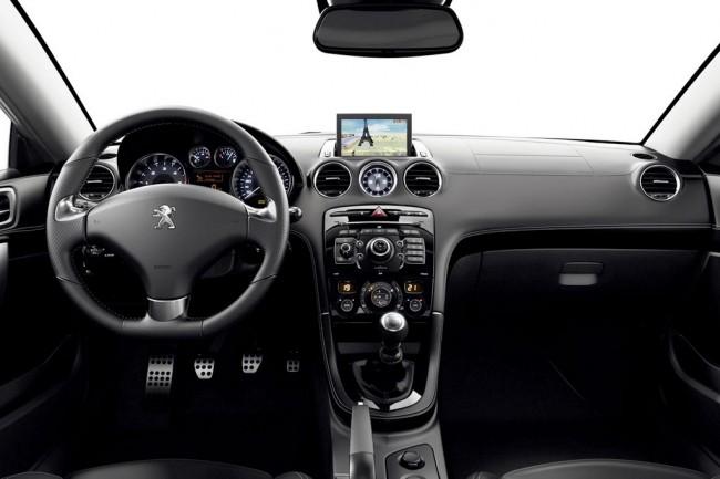 Салон Peugeot RCZ