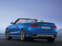 Фото Ауди RS5 Cabriolet