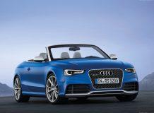 Audi RS5 Convertible фото
