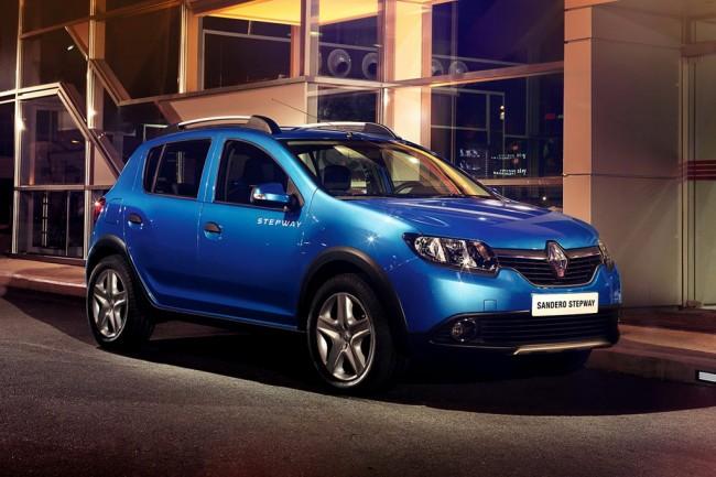 Renault Sandero Stepway 2 генерации