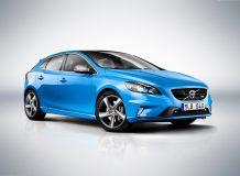 Фото Volvo V40 R-Design 2013