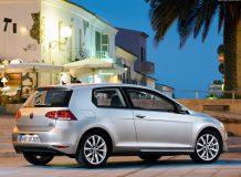 Фото VW Golf 7 3D