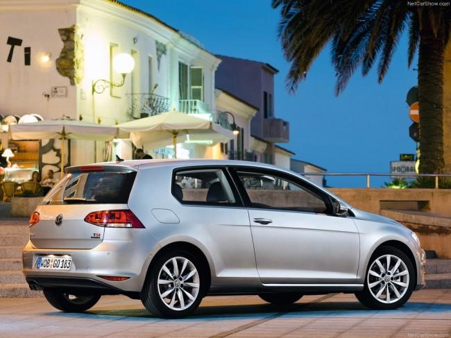 Volkswagen Golf 7 3D фото
