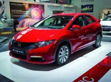 Honda Civic 5D с новым дизелем i-DTEC