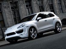 Обвес Supersport Wide для Porsche Cayenne