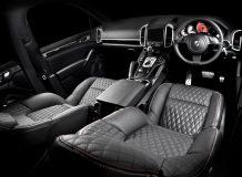 Тюнинг салона Porsche Cayenne от Project Kahn