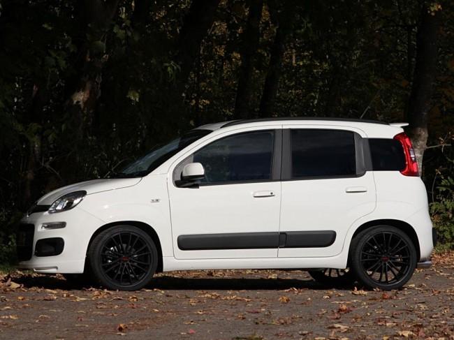 Тюнинг нового Fiat Panda от ателье Novitec