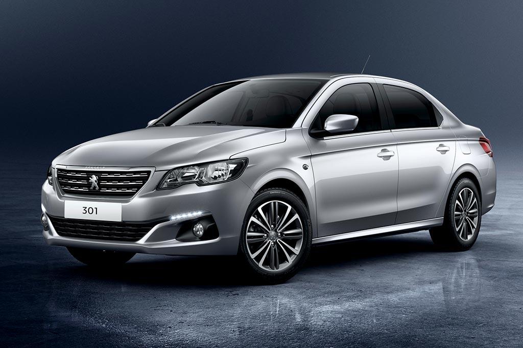 Обновленный Peugeot 301 2017 года