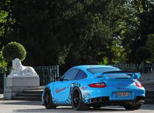 Тюнинг 911 GT2 RS от Wimmer