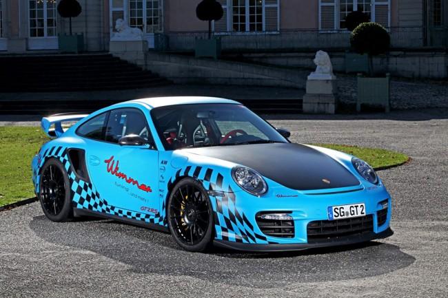 Porsche 911 GT2 RS от тюнинг ателье Wimmer RS