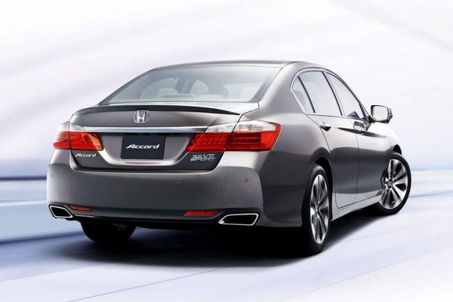 Хонда Аккорд 2015 рестайлинг