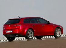Фото Alfa Romeo 159 SportWagon