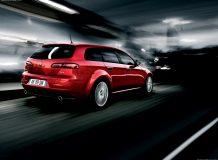 Фото Alfa 159 Sportwagon