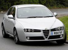 Фото Alfa Romeo 159 1.9