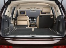 Багажник Audi Q7 фото