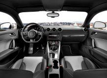 Салон Audi TT фото