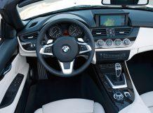 Фото салона BMW Z4 (E89)