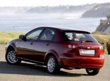 Фото Chevrolet Lacetti Hatchback