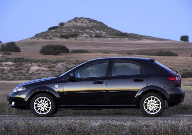 Новый Chevrolet Lacetti Hatchback