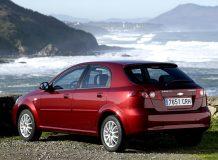 Хэтчбек Chevrolet Lacetti 1.6 фото