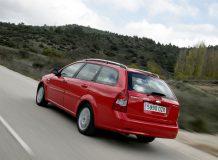 Универсал Chevrolet Lacetti фото