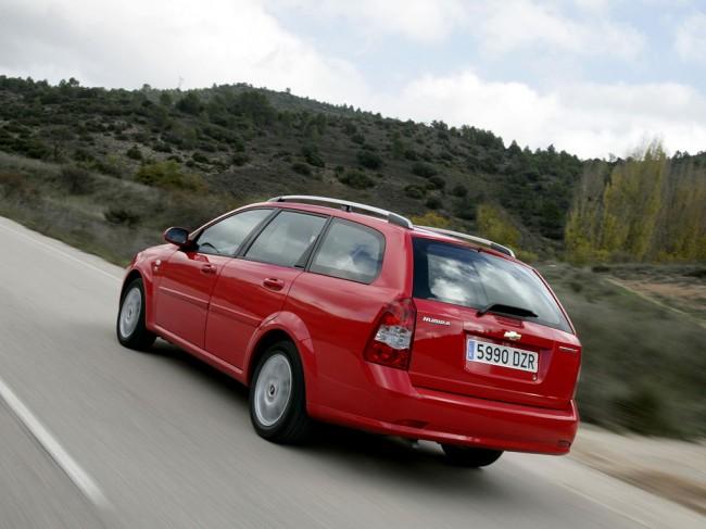 Chevrolet Lacetti Wagon фото