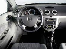 Салон Chevrolet Lacetti Wagon