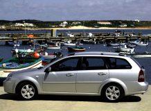 Новый Chevrolet Lacetti Wagon SW
