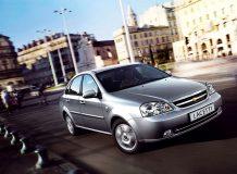 Новый Chevrolet Lacetti 2012