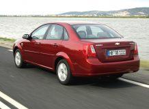 Chevrolet Lacetti 1.6 фото