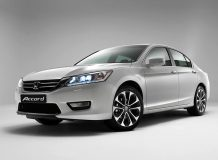 Фото Honda Accord 2014 для Европы