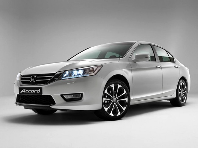 Honda Accord 9 поколения