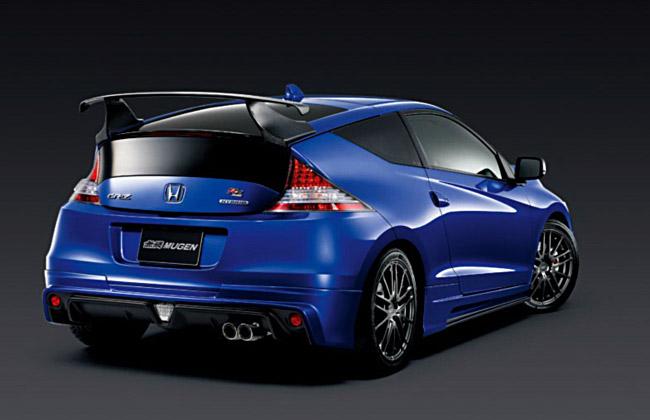 Фото Honda CR-Z Mugen RZ