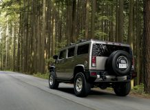 Новый Hummer H2 SUV