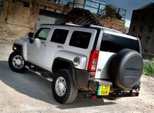 Новый Hummer H3 2012