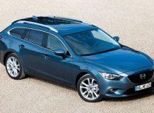Фото Mazda 6 2013 в кузове универсал